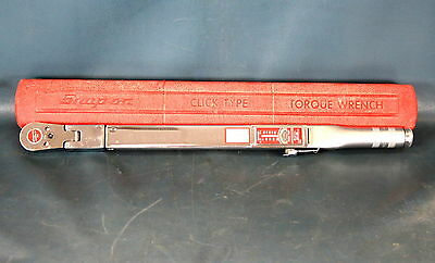 Snap-On Torque Wrench TQFR250C with case