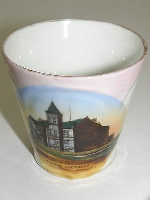 Cherokee, Iowa IA High School Souvenir Cup