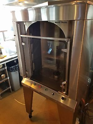 Wood Stone Whatcom Vertical Rotisserie Commercial Oven