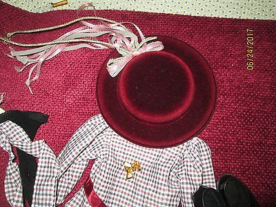 American Girl Samantha Meeting Outfit