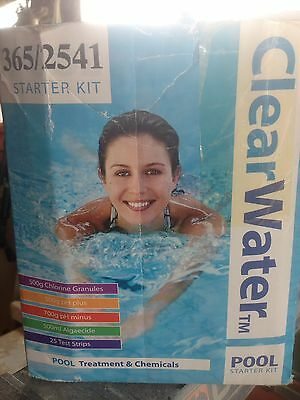 Pool Cleaning Kit Clear Water
