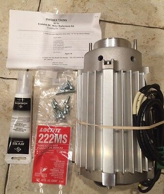 Sorvall Evolution RC Motor kit Part# 73448 BRAND NEW FREE SHIPPING!