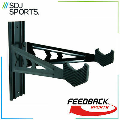 Feedback Sports Velo Cache Wall Bike Rack Bicycle Home Garage Adjustable Storage