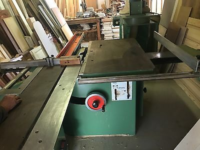 Panel Saw Paoloni Cs3000 In Excellent Working Condition
