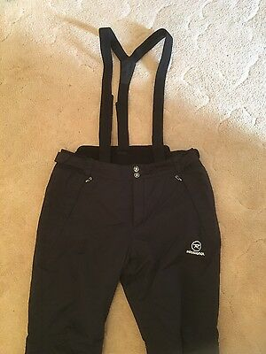 Mens ski pants black Rossignol