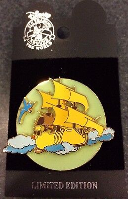 DCL Disney Cruise Line Second Star To The Right Tinker Bell LE 1000 Pin NEW
