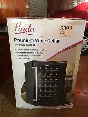 Wine Cooler - 28 Bottles