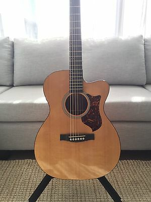 Martin & Co OMCPA4 Acoustic Electric OOO Guitar As New In Case with tags.