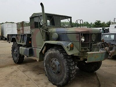 m35a2 military truck whistler multifuel winch