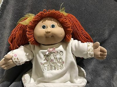 Vintage Collectable Cabbage Patch Doll