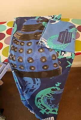Doctor Who Single Duvet Cover And Pillowcase
