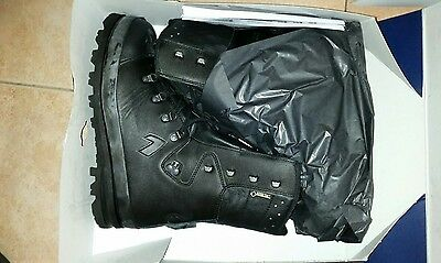"""Haix Climber Boots GORE-TEX Waterproof Safety steel toe Boots size 10.5 """"NEW"""""""