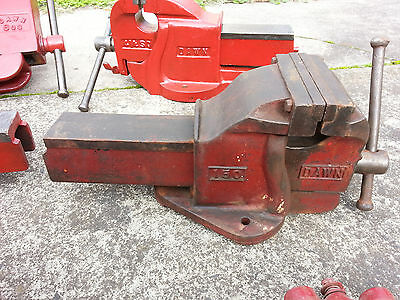 "Refurbished Large 6"" Dawn Vice Excellent Condition"