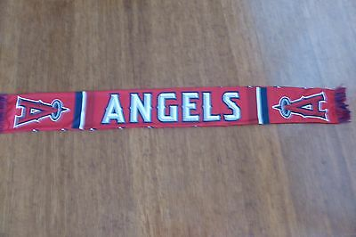 Anaheim Angels Baseball Supporters Scarf