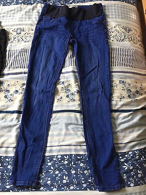 New Look size 8 maternity jeans