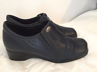 homyped comfort leather shoes size 7.5 work/casual wear