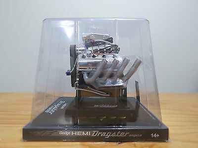 Dodge Hemi Top Fuel Dragster Engine.  Die-Cast Collectable
