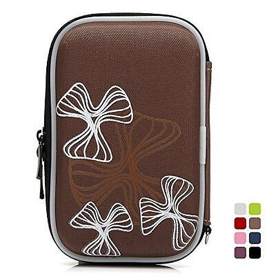 CoolBell 2.5 Inch Hard Drive case Shockproof Carrying Cover Hard Shell Sleeve