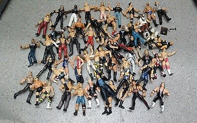 Wrestling Figures Jakks 1999-2003 Job Lot