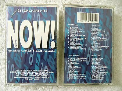 18752 Now That's What I Call Music 18 Cassette Album 1990