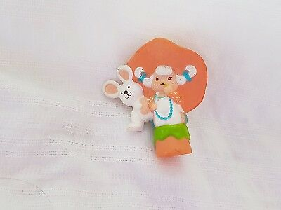 strawberry shortcake vintage deluxe mini miniature part apricot