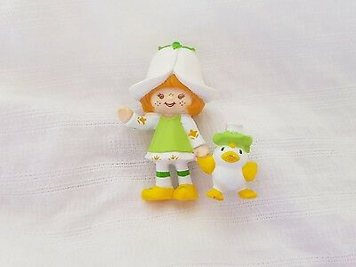 strawberry shortcake vintage deluxe mini miniature part mint tulip