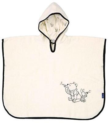Bébé-Jou 301785 accappatoio a poncho Wishing Pooh - NUOVO