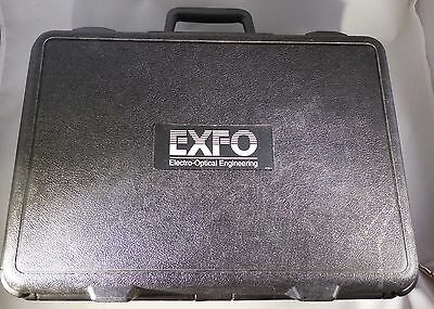 EXFO-Electro Optical Engineering-Fiber Optic Test Equipment Kit-Microscope Plus