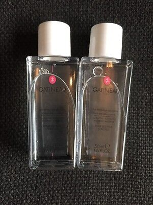 Gatineau Gentle Eye Make Up Remover Travel Size Duo 2 x 50ml