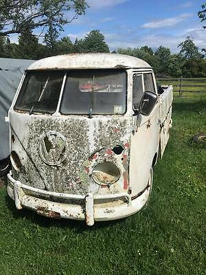 1965 Volkswagen Other  1965 Volkswagen Single Cab Pickup Split Bus SC