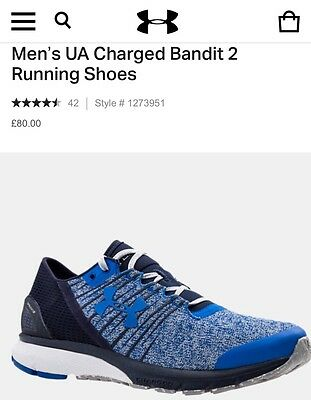 Under Armour Rugby Player Issue Trainers, 8.5, RRP £80!, Joshua.