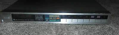 Sony ST-JX5 FM stereo tuner, SONY analogue tuner, SONY separates