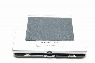 EXCELLENT Mamiya Press ground glass focusing hood From Japan #2