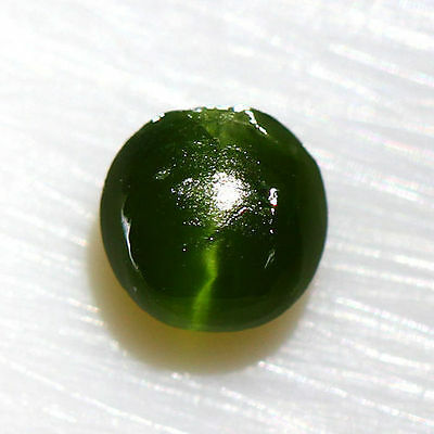 0.41 Cts_Wow !!!! Amazing Hot Sale _100 % Natural Kornerupine Cat's Eye