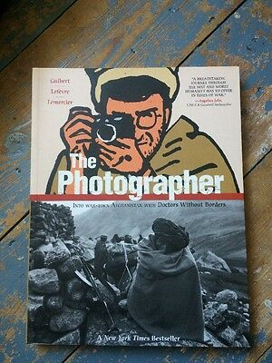 The Photographer - Graphic Novel New!