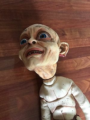 Lord of the Rings Gollum/ Smeagol  NECA Figure Toy