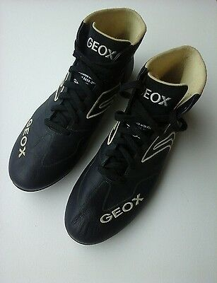 Mark Webber 2011 Geox F1 Red Bull Race Nomex Boots ! Rare