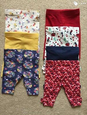 Baby Girl Leggings Bundle Assorted Up To 1 Month