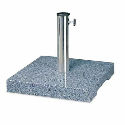 Cantilever Parasol Base Banana Granite Umbrella Heavy Duty Stand Weights 20kg