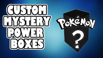 PokeBault Custom Mystery Power Packs