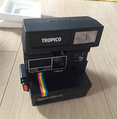 Appareil Photo Polaroid Spirit 600 CL Tropico