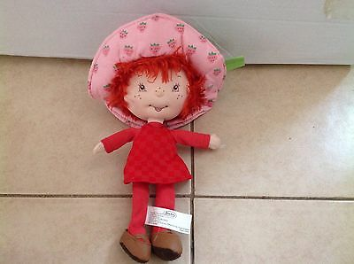 strawberry shortcake Soft Plush Doll Toy