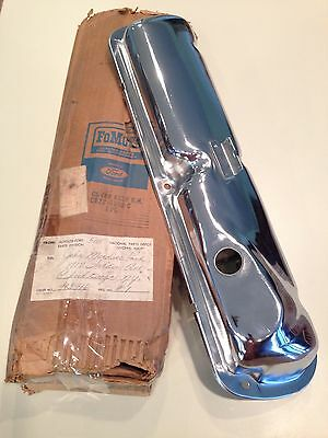 Nos 1965 1966 1967 Ford Mustang High Performance Valve Cover K Code 289 65 66 67
