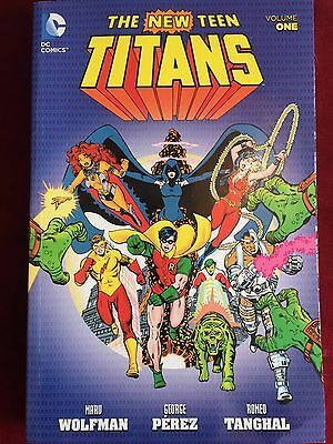 The New Teen Titans Volume One