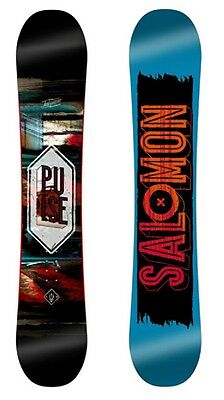 SALOMON PULSE 2016 Snowboard Size 156cm. Cheapest In The Country