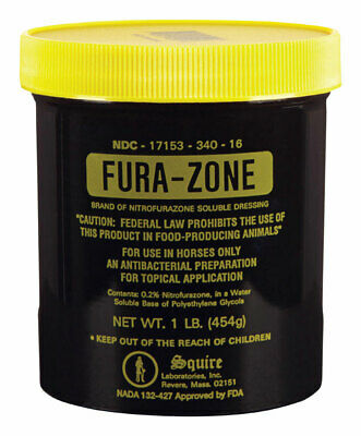 Fura-Zone 1 lb. Topical Ointment For Horse