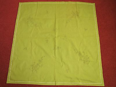 Stamped Tablecloth For Embroidery - New