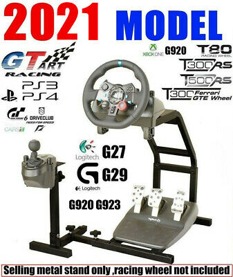 Genuine MINI GT ART Racing Simulator Steering Wheel Stand G29 PS4 G920 T300 T80