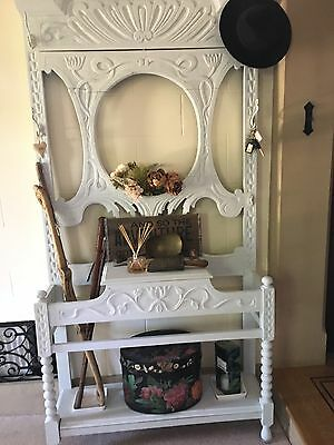 Vintage Shabby Chic Hat/coat Stand