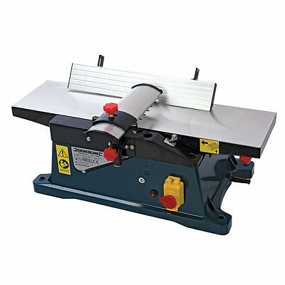 Silverline Silverstorm Table Planer - Powerful 1800W Motor Woodwork Bench